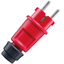 1519140 ABL 1519140 SCHUKOultra Home Stecker IP44 16A 250V rot